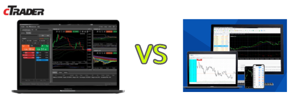 ctrader vs mt4